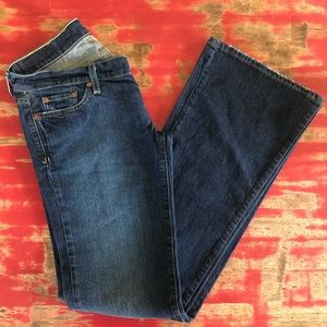 27/4 Long - Lucky Brand Lil Maggie Jeans